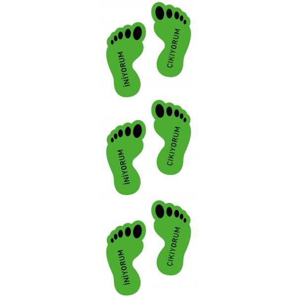 ayak izi sticker 01