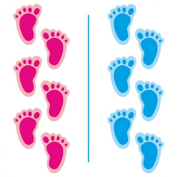 ayak izi sticker 02