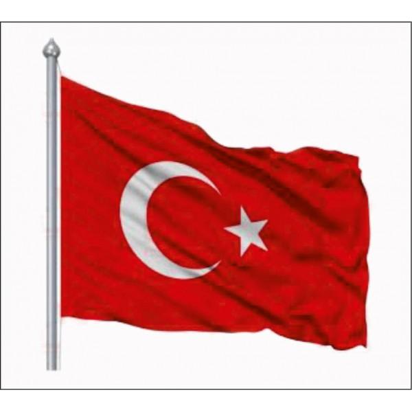 okul tören direği için türk bayrağı 150x225